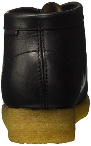 Brogue Sebago Scarpe Black Hi Leather Adulto Basse Stringate Unisex Koala Nero wXErvq7X