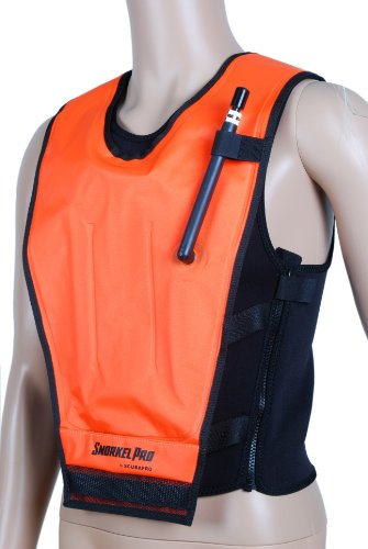 Scubapro Cruiser Snorkeling Snorkel Orange product image