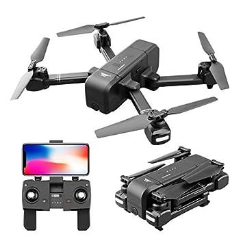Drone con cámara, WIFI FPV Quadcopter con cámara de gran angular ...