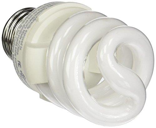 (TCP 4890941k CFL Pro A - Lamp - 40 Watt Equivalent (9W) Cool White (4100K) Full Spring Lamp Light Bulb)