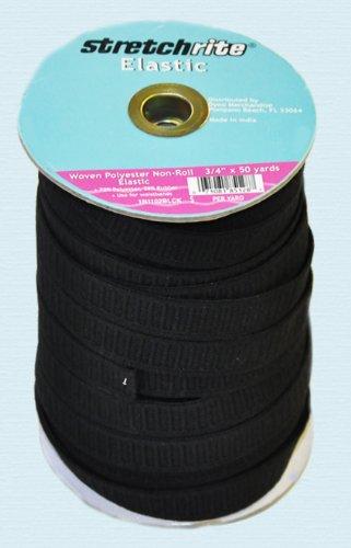 Stretchrite Non Roll Elastic - Non-roll Elastic Stretchrite 3/4