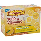 Emergen-C Original Vitamin C Drink, Meyer Lemon, 30 Count