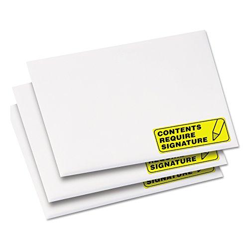 Yellow Address Labels - 2