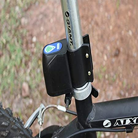 AimdonR Alarma antirrobo para Bicicleta, Alarma de vibración, con ...