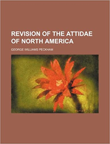 Book Revision of the Attidae of North America