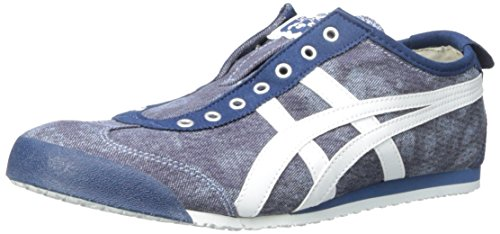 watch 5d845 9b689 Onitsuka Tiger Mexico 66 Slip-on Running Shoe, Poseidon ...