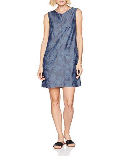Tropical Blue OPUS Weronie 7309 Kleid Blau Tropical Damen qwxBY1Ut
