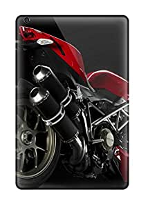 Best 1361729J51805180 New Fashionable Cover Case Specially Made For Ipad Mini 2(ducati Streetfighter Red Rear)