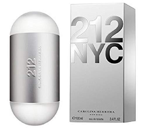 Carolina Herrera 212 Perfume for Women 3.4 oz Eau De Toilette Spray ()