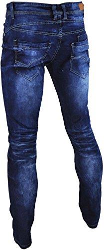 Jaylvis Vaquero para para hombre para hombre Azul Azul hombre Vaquero Vaquero Jaylvis Vaquero Azul Jaylvis Jaylvis nUxqPwR