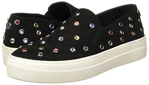 Tenis Zapatillas Steve para Mujer GAMB01S1 de Black Multicolor Madden qx6A4H