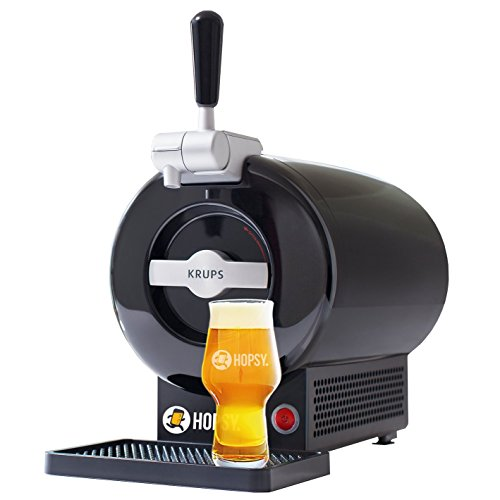 The SUB home draft beer appliance by Krups (delivery only to CA, NM, NV, WA, OR, ID, CT, DC, ME, MD NJ, NY)