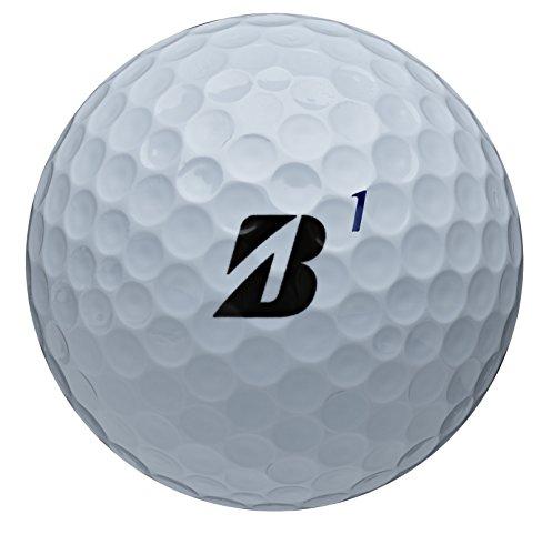 Bridgestone Golf 2018 Tour B RXS Golf Balls, White (One Dozen)