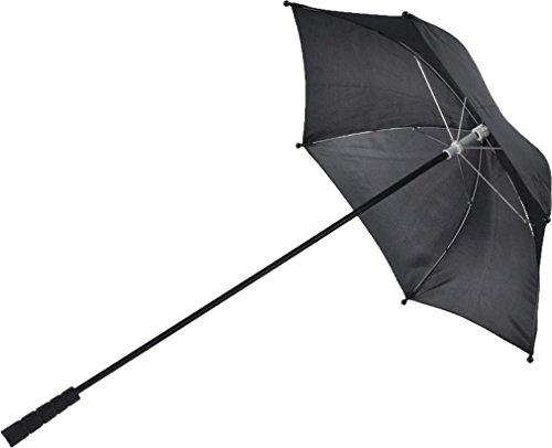 Morris Costumes - Nylon Black Parasol - Standard by Morris Costumes