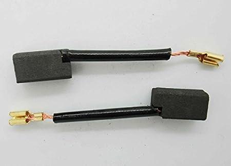 Balais Charbon Pour Hitachi dmt16//DMT 16 7x11mm type 999-043 999-073