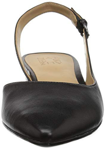 Black Banks Leather Pump Naturalizer Women's SqYtTWp7w