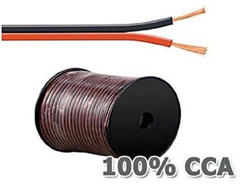 37 opinioni per Cavo dell'altoparlante MANAX® 2 x 2,50 mm² rosso/nero 100 m bobina