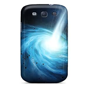 LASforcase Galaxy S3 Well-designed Hard Case Cover Wormhole Protector