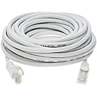 Cables Direct Online Cat6 50FT Networking RJ45 Ethernet Patch Cable for Xbox  PC  Modem  PS4  Router