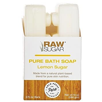 Image result for raw sugar soap