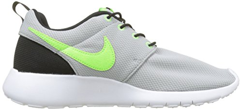 Nike Youth Roshe One (Wolf Grey/Electric Green/Black)(4 M US Big Kid) clearance store sale online sale genuine comfortable online DOFLPk