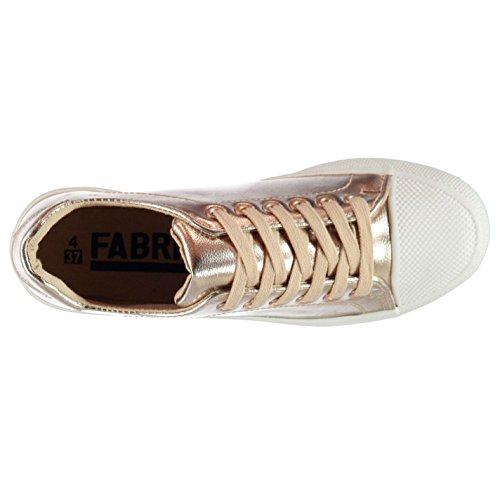 Trento Femmes Chaussures De Rose 38 Sport Fabric Gold SB5qpp