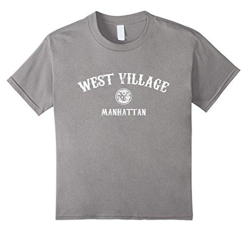 Kids West Village NYC Shirt 4 - Village Kids West