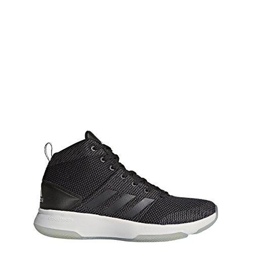 adidas Men's CF executor Mid Basketball-Shoes, Utility Black