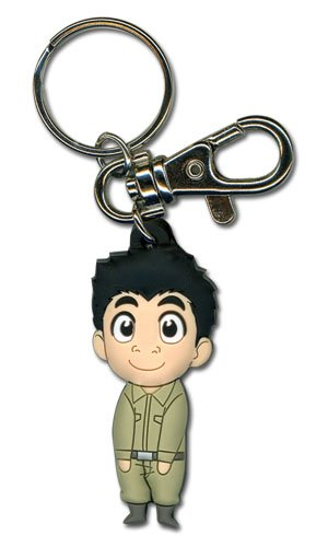 great-eastern-entertainment-toriko-sd-komatsu-pvc-keychain
