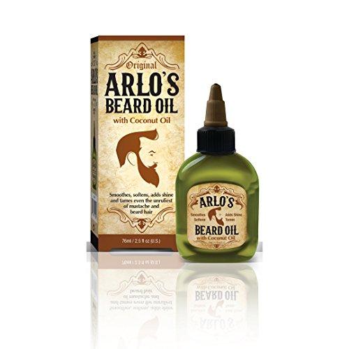 Arlos Beard Oil Coconut Fluid product image