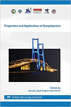 Book Properties and Application of Geopolymers (Materials Science Forum)