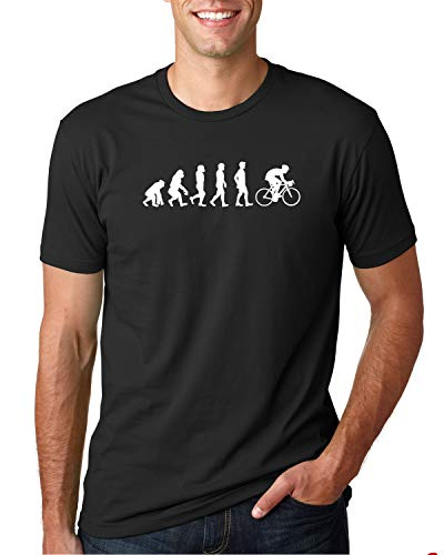 - Bicycle Cycling Men's T-shirt Graphic Funny Gift For Him
