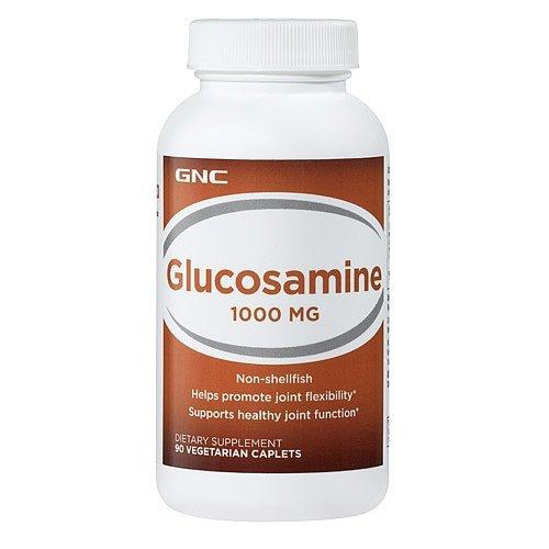 GNC Glucosamine 1000 MG 90 Vegetarian