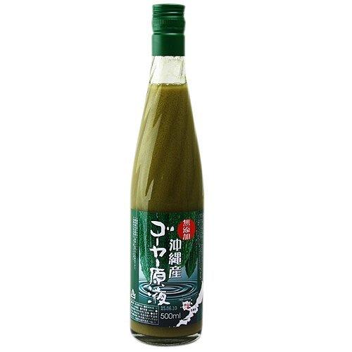 沖縄産ゴーヤー原液500ml