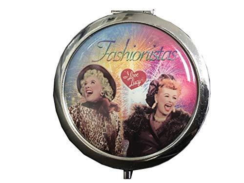 I love Lucy Compact Mirror Fashionistas - Mirrors Magnolia Bathroom Home