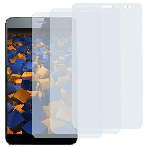 3 x mumbi Schutzfolie Huawei Mediapad X1 / X2 Folie Displayschutzfolie