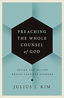 The whole counsel of god gods mighty acts in the old testament preaching the whole counsel of god design and deliver gospel centered sermons fandeluxe Choice Image