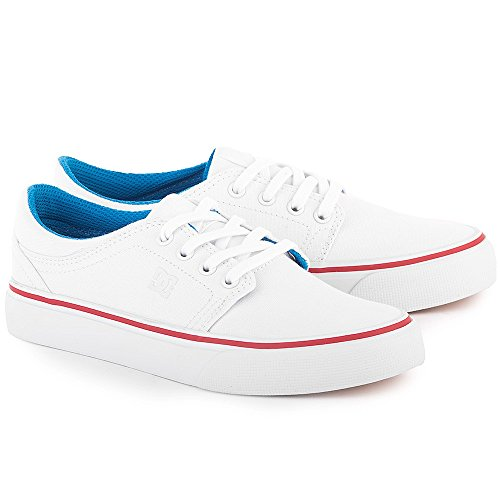 DC - Trase TX - ADJS300078WUR - Color: White - Size: 6.5