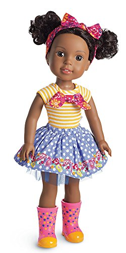 American Girl WellieWishers Kendall Doll (American Girl All)