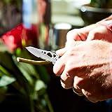 LEATHERMAN - Skeletool KBX Pocket Knife with Bottle Opener, Columbia Blue