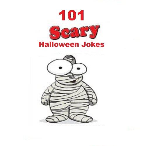 [101 Halloween jokes] (Halloween Riddles For Adults)