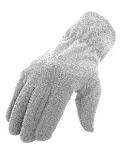 Urban Classics Handschuhe Polarfleece Gloves, Grey, S/M, TB321-00111-0053