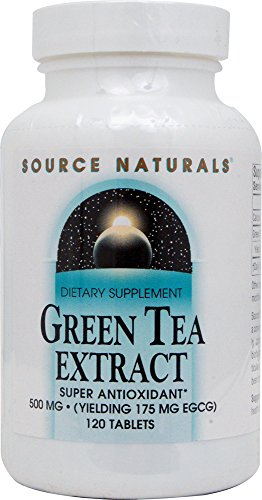 500mg green tea extract - 5