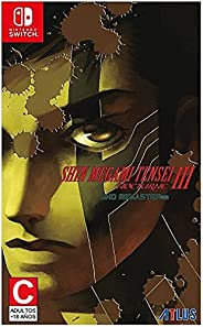 Shin Megami Tensei III: Nocturne HD Remaster - Nintendo Switch - Standard Edition