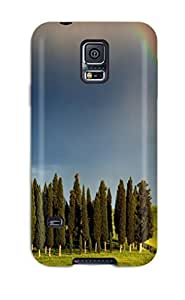 Galaxy S5 Case Bumper Tpu Skin Cover For Landscape Accessories wangjiang maoyi