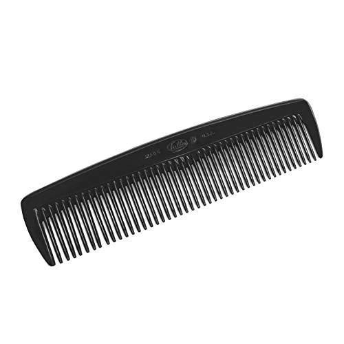Fuller Brush Men's Classic Hair Comb - 4-1/2 Inch Pocket Size - Graphite Gray (Fuller Hair Combs)
