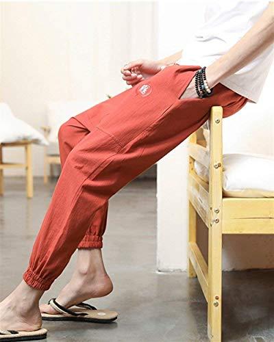 Confortevoli Rost Da Sportivi Hx Taglie Uomo Pantaloni Abiti Rot Comode Fashion Lunghi Della Tuta gxv8n7wvq