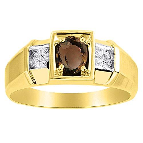 rtz Ring 14K Yellow or 14K White Gold ()