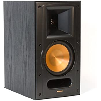Klipsch RB 61 II Reference Series Bookshelf Loudspeakers Black Pair
