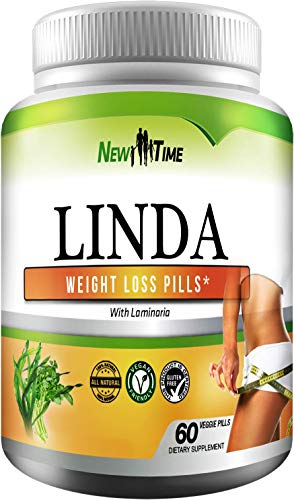 Linda - Working Diet Pills - Weight Loss Supplements to Burn Fat Fast - Boost Energy and Metabolism - Supplement for Women and Men